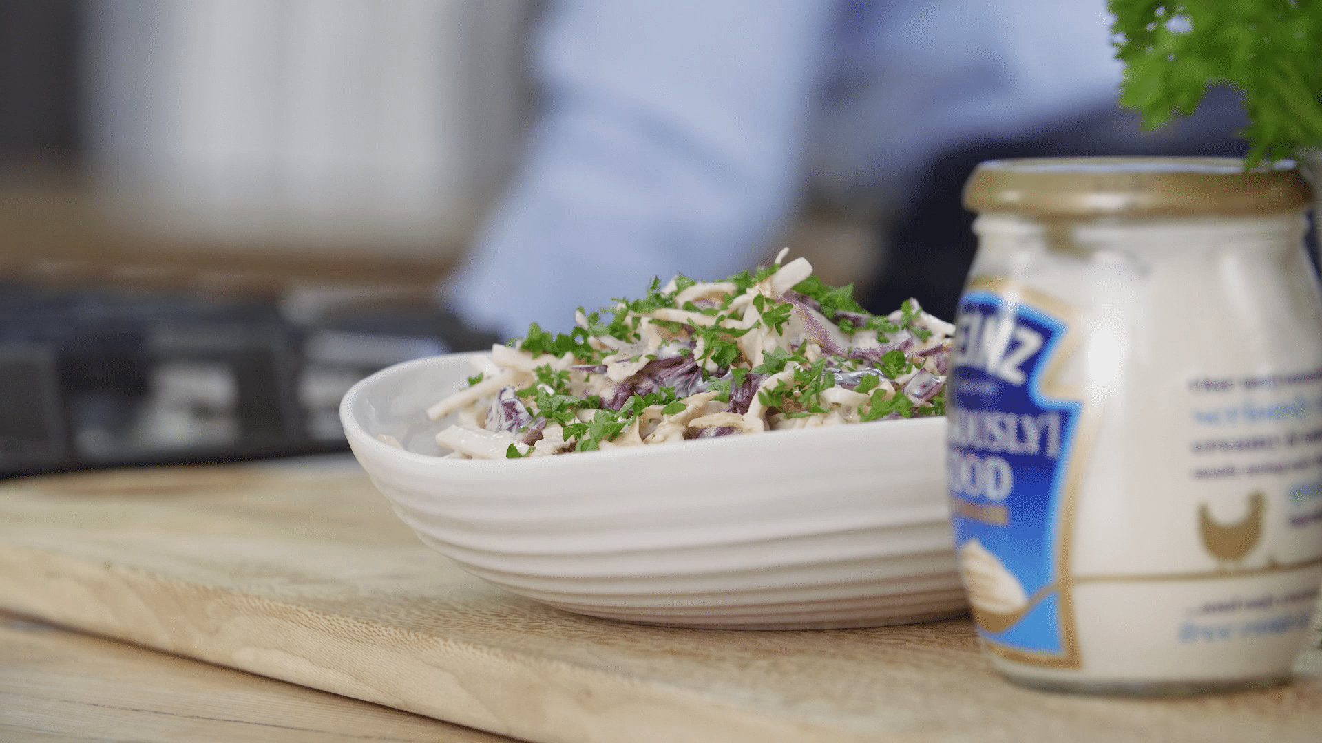 SQUARE Heinz [Seriously] Good Mayonnaise _ Coleslaw