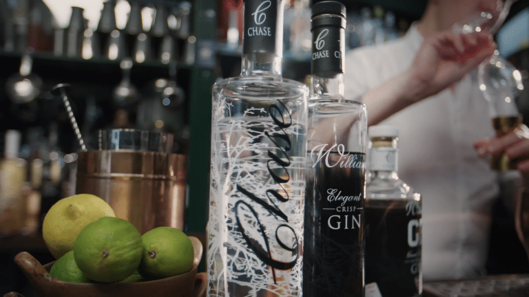 Promotional Video Production Chase Gin