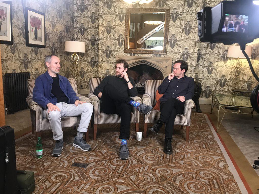 Talking Head Interview Test Pennyhill Park