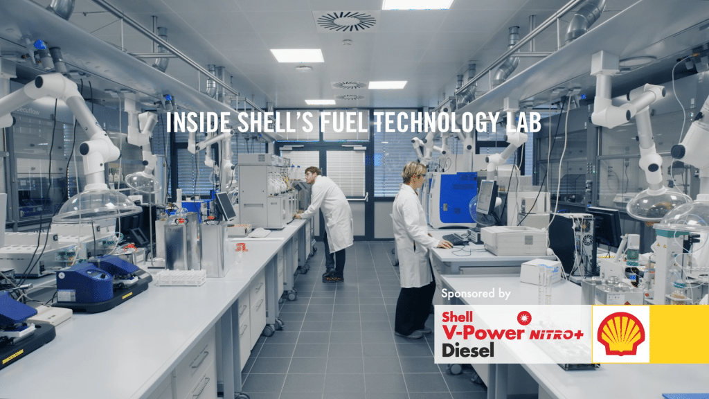 Shell Fuel Technology Lab,