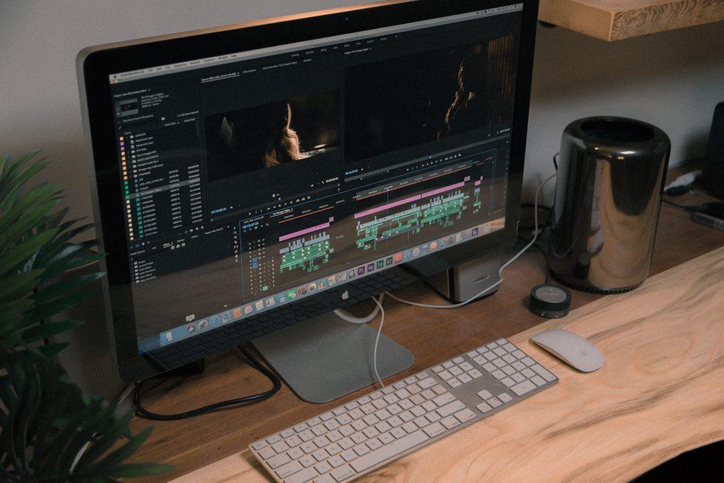 video editing, premiere pro