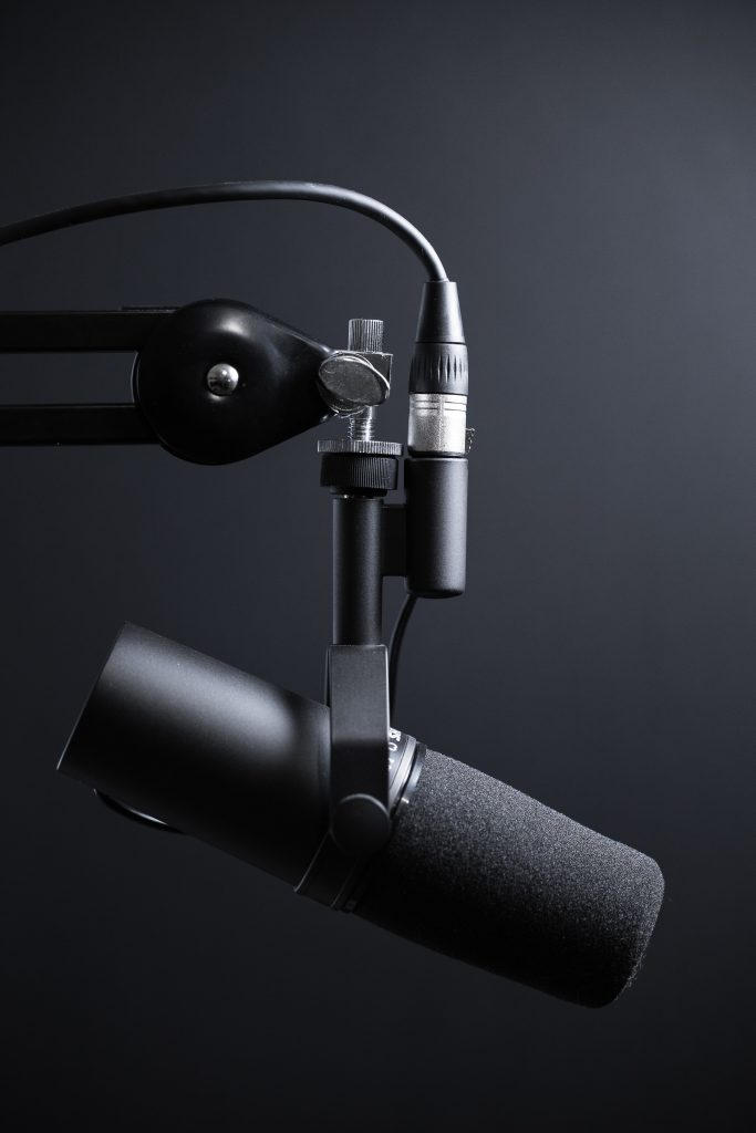 Podcast Production,Post Production Audio Services