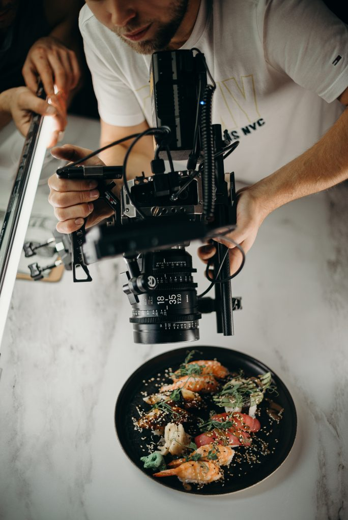 Commercial Video Production, Red Camera Steadicam, Video marketing, Film production, Brand Messaging