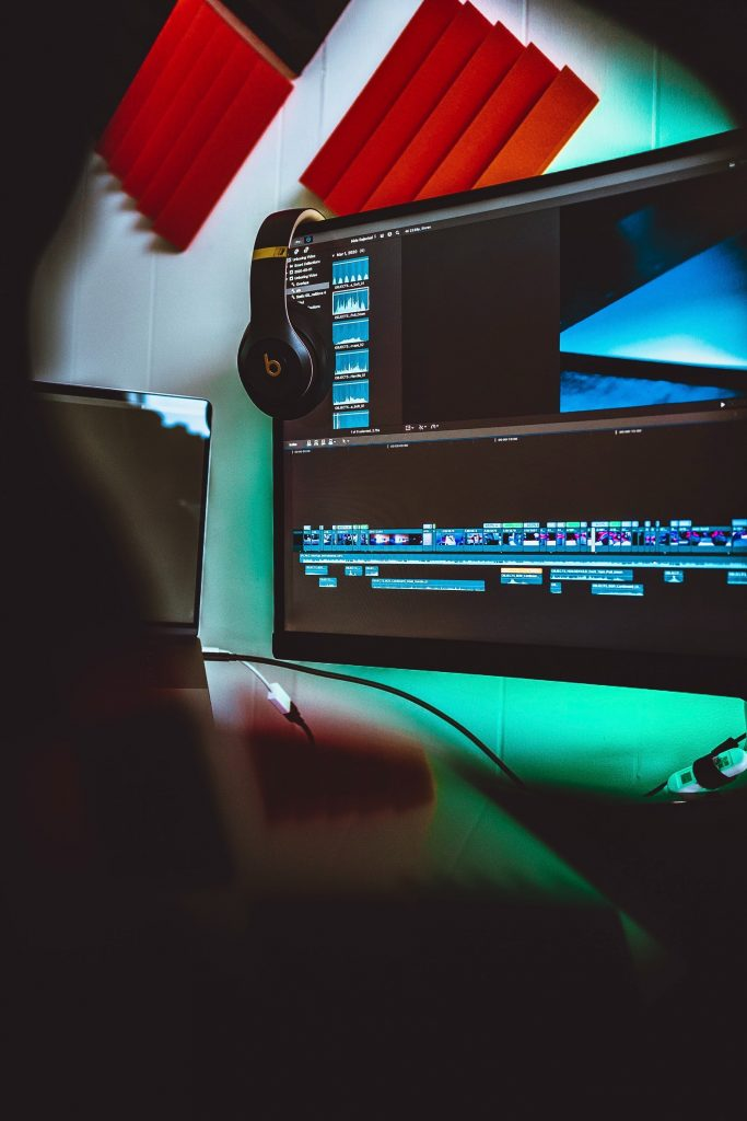 Video Editing, Commercial Video Production