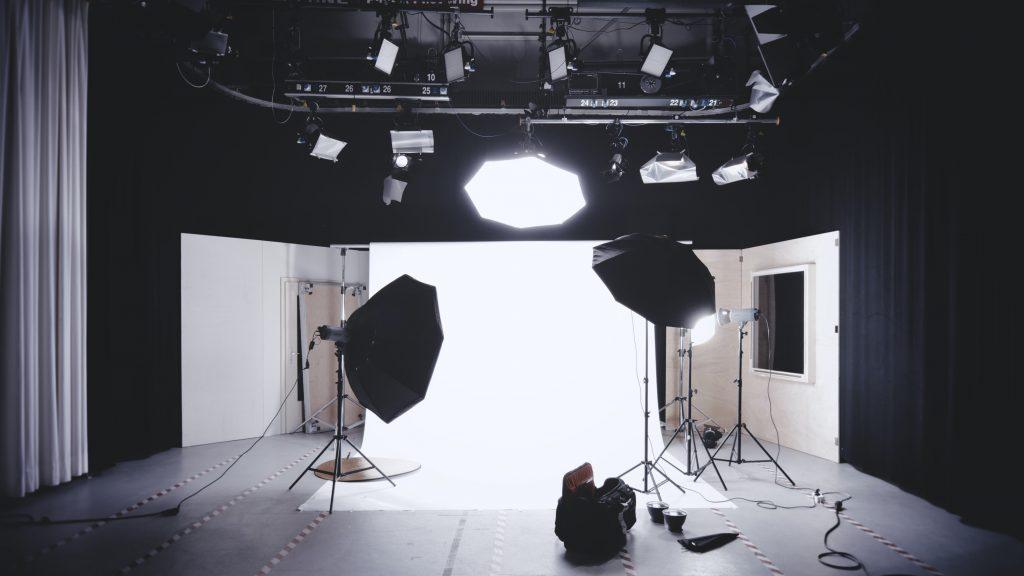 studio production, shooting