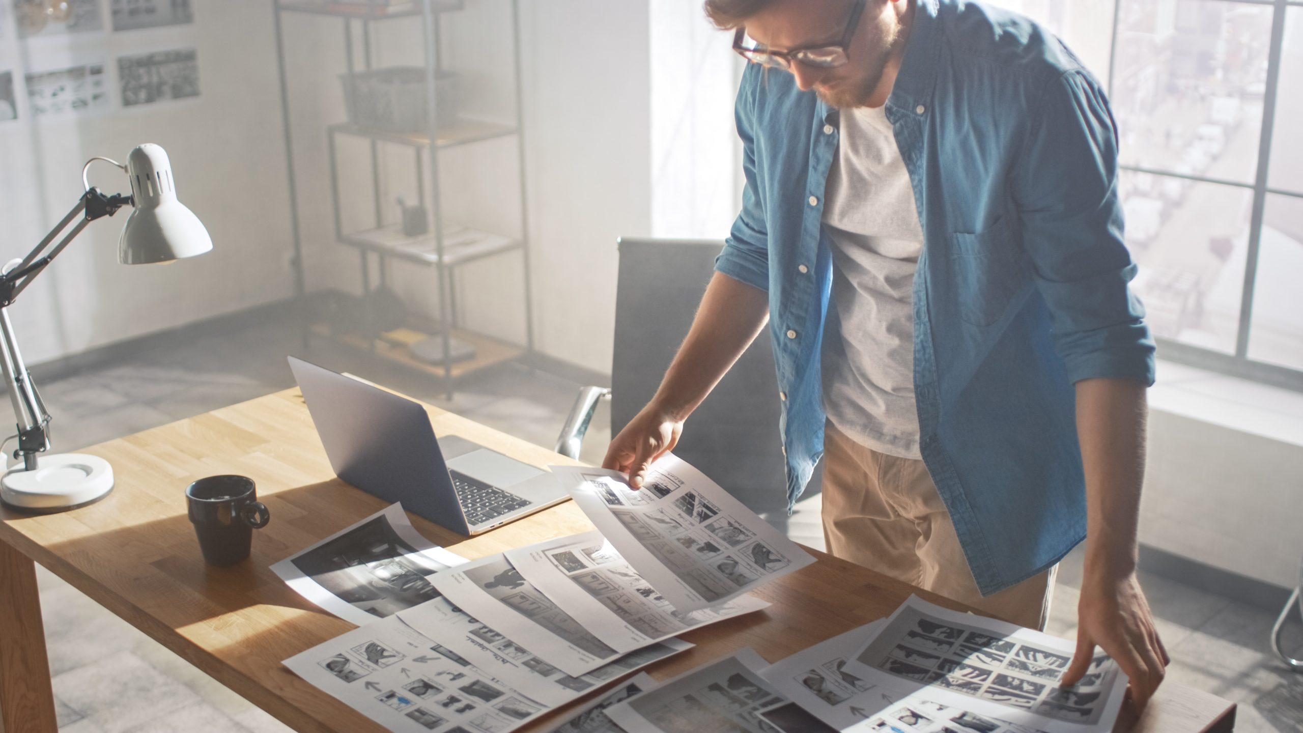 storyboarding services