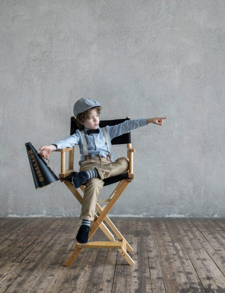 Creative Direction, Director, Child